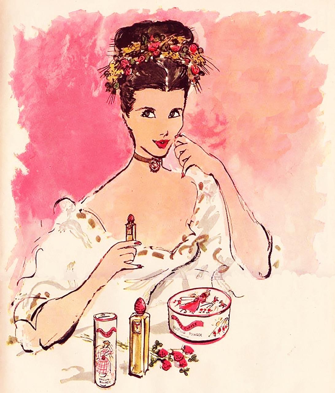 Kosmetyki do makijażu - ciekawostki i historia ich powstawania