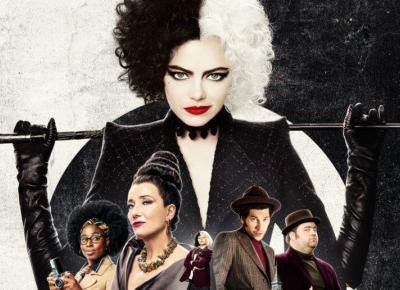 Cruella powraca! Będzie druga część filmu z Emmą Stone!