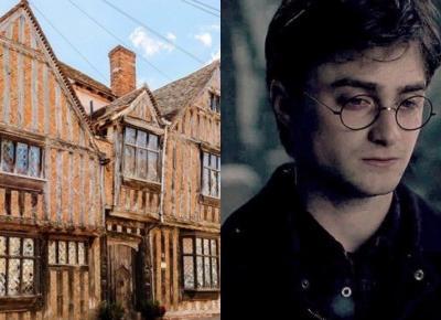 Do wynajęcia dom Harry'ego Pottera! Można w nim zamieszkać dzięki Airbnb