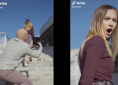 Wardęga na TikToku w kontrowersyjnej seksistowskiej reklamie LG Polska…
