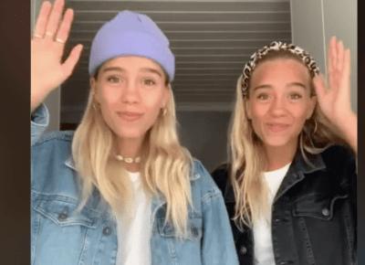 Lisa i Lena – popularne tiktokerki powróciły! Kiedyś usunęły konto… a teraz założyły nowe!