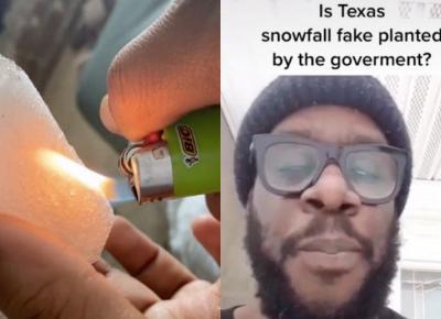 Antyszczepionkowcy, płaskoziemcy, a teraz… antyśniegowcy? TikTokerzy nie wierzą w śnieg!