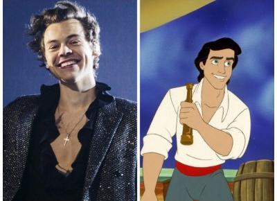 Harry Styles jednak nie zagra w filmowej Małej Syrence!
