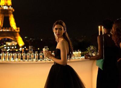 """""""Emily in Paris"""" – nadchodzi kolejny hit twórców """"Seksu w wielkim mieście""""! Niedługo na Netflix"""