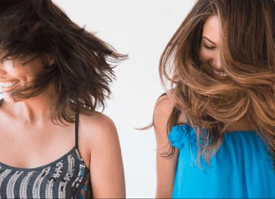 4 sposoby na niesforne włosy - jak je ujarzmić? FLAMING BLOG