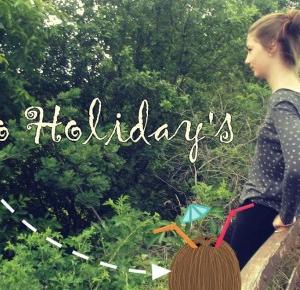 DARRISKA:  Hello Holiday's