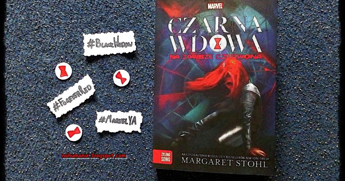 [Recenzja] Czarna Wdowa. Na zawsze czerwona. Marvel