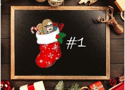 ddxethereal: Blogmas #1 - kalendarz adwentowy, miłość na papierze i ostatnie święta