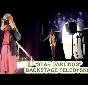 Star Darlings | Backstage teledysku | Wywiad z Sylwią Lipką