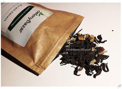 Fantazja smaków - jesień przy herbacie