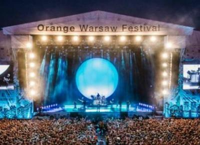 Gwiazdy Orange Warsaw Festival 2019