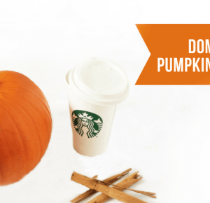 Dandiess I blog lifestyle: Domowe Pumpkin Spice Latte