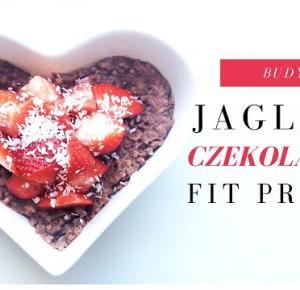 Budyń Jaglano-czekoladowy I Przepis - Dandiess