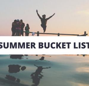 Przeżyj to! I Summer bucket list - Dandiess