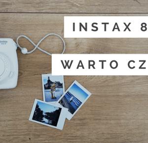 INSTAX 8 MINI I Recenzja - Dandiess
