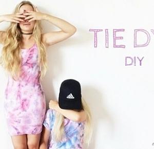 Tie dye I DIY - Dandiess