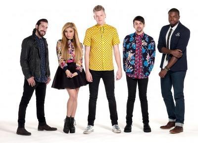 Lifestyle według blondynki: O muzyce bez muzyki- Pentatonix