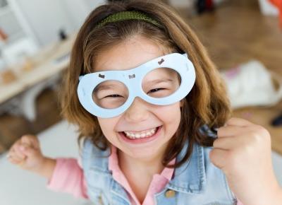 Kreatywna zabawa kształtuje przyszłą tożsamość dziecka | Dbaj o wzrok