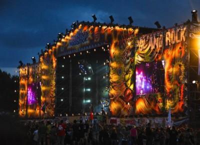 Woodstock, błoto i zjedzone oko | Dbaj o wzrok