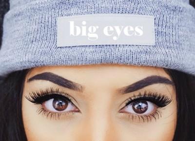 Jak optycznie powiększyć oczy? + wyniki konkursu