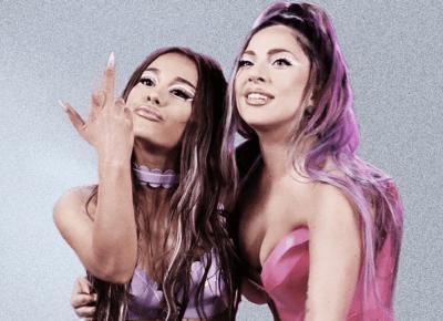 Nowy utwór Ariany Grande z Lady Gagą !