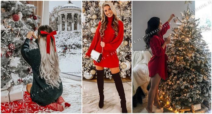 10 sukienek na Święta za mniej niż 100 złotych | DlaNastolatek.pl