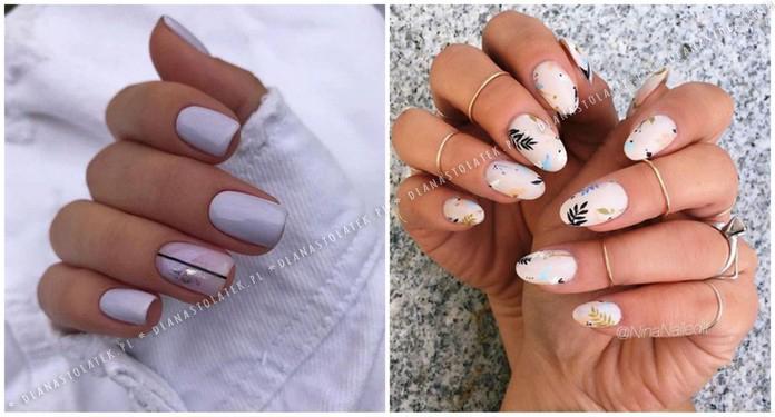 HOT pomysły na paznokcie #8 | DlaNastolatek.pl