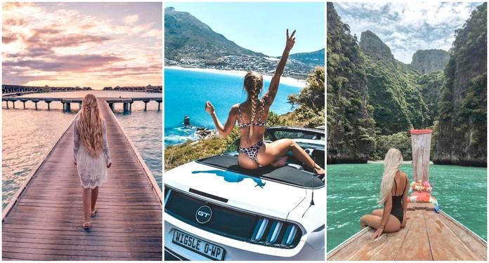Travel goals, czyli najpiękniejsze zdjęcia z wakacji z Instagrama | DlaNastolatek.pl