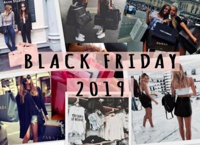 Black Friday 2019 już dziś! Gdzie warto zrobić zakupy? | DlaNastolatek.pl