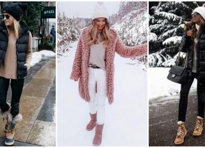 Zimowe stylizacje dla prawdziwych zmarzluchów | DlaNastolatek.pl