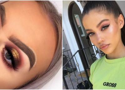 Makeup goals, czyli najpiękniejsze makijaże z Instagrama | DlaNastolatek.pl
