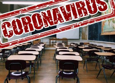 Szkoły i uczelnie zamknięte z powodu koronawirusa!   DlaNastolatek.pl