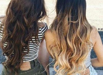 Jak dbać zniszczone włosy? | DlaNastolatek.pl