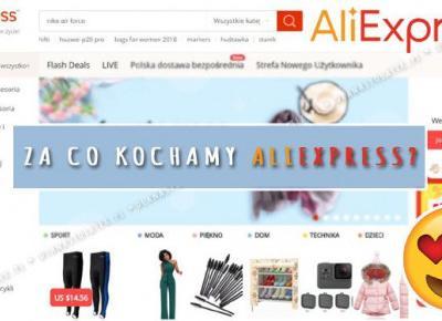 Za co kochamy AliExpress? | DlaNastolatek.pl