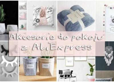 Akcesoria do pokoju z AliExpress | DlaNastolatek.pl