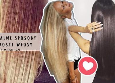 Naturalne sposoby na proste włosy   DlaNastolatek.pl