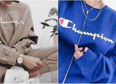 Stylizacje z ubraniami marki Champion | DlaNastolatek.pl