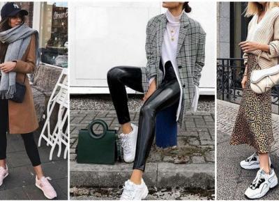 10 jesiennych stylizacji ze sneakersami | DlaNastolatek.pl