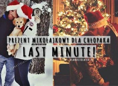 Pomysły na prezent mikołajkowy dla chłopaka LAST MINUTE! | DlaNastolatek.pl