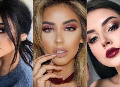 Najpiękniejsze jesienne makijaże | DlaNastolatek.pl