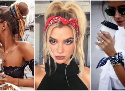 5 sposobów noszenia bandanki | DlaNastolatek.pl