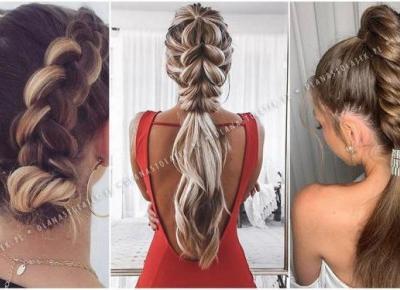 Piękne fryzury idealne na Sylwestra | DlaNastolatek.pl