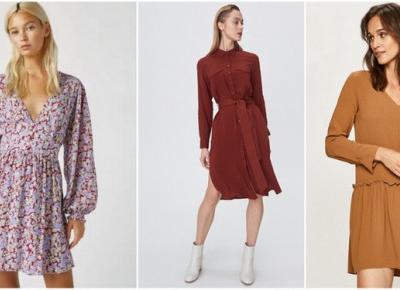 6 sukienek idealnych na jesień 2020 | DlaNastolatek.pl