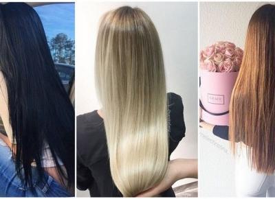 Keratynowe prostowanie włosów - co musisz o nim wiedzieć? | DlaNastolatek.pl