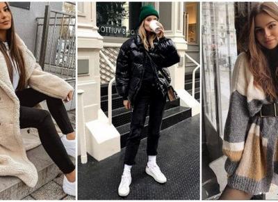 10 prostych stylizacji na zimę, które wyglądają stylowo | DlaNastolatek.pl