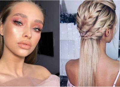 Fryzury i makijaże idealne na bal gimnazjalny | DlaNastolatek.pl