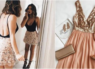 15 sukienek na Sylwestra za mniej niż 150 złotych | DlaNastolatek.pl