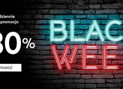 -30% z okazji BLACK WEEK w eobuwie! | DlaNastolatek.pl
