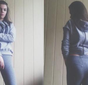Goood Fashion: All Grey | Lazy Outfit