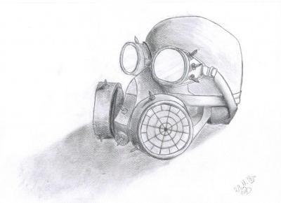 Steampunk – Czaszka – Cień Pisarza